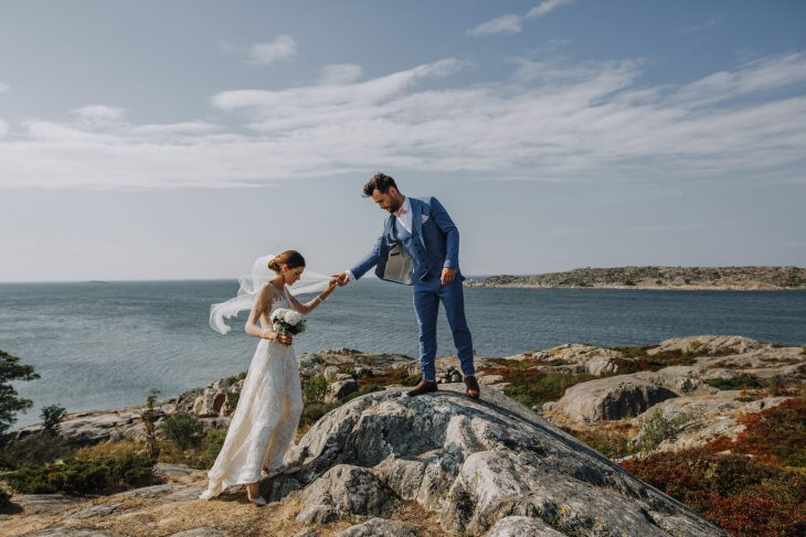 Destination Island Wedding Finland